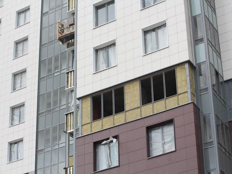 Отделка фасадов частных домов сайдинг